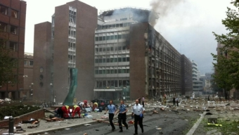 Terroristattentatet i Norge
