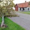Träd vält över väg vid Knutstorp