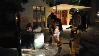 Brand i metrobox
