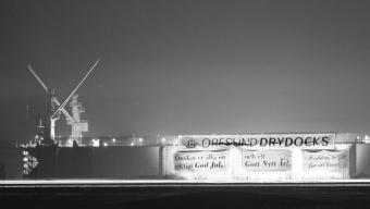 God jul önskar Öresund Drydocks