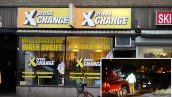 Stulna taxin tillhör Xpress changes ägare?