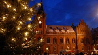 Årlig julskyltning 2010