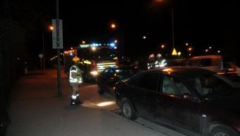 Trafikolycka i Malmö
