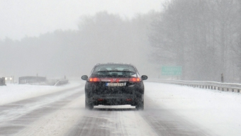 Snöovädret – Olyckor på E6