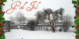 En riktigt God Jul alla läsare