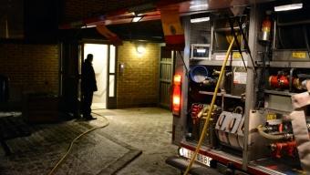 Lägenhetsbrand på Pilängsrundeln