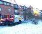 Komplicerad lägenhetsbrand