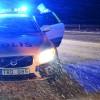 Polisen stoppade förare som snackade i mobil