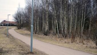 Människofot hittades i Asmundtorp