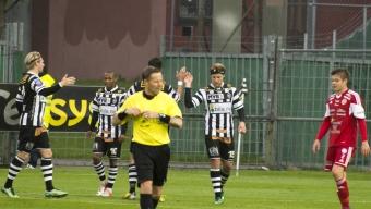 Bildextra: BoIS vann med 2-1