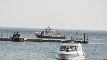 Båtolycka i Lundåkrahamnen