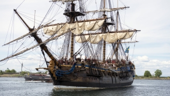 Götheborg gästade Landskrona