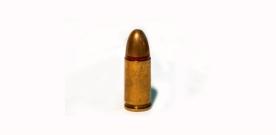 Polisen hitta skarp ammunition