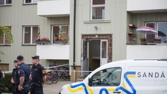 Mord på Suellsgatan, Landskrona