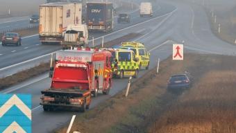 Olycka vid Landskrona Södra