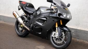 Stulna motorcyklar