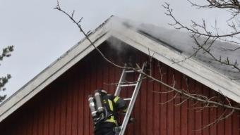 Villabrand i Mörarp