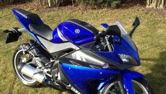 Efterlysning: Stulen motorcykel