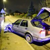 Polisen prejade stulen bil i Häljarp