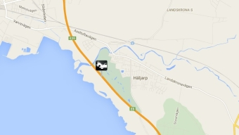 E6: Trafikolycka i höjd med Häljarp