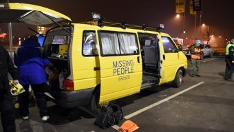 Missing People söker efter Axel