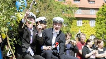 Bildspecial: Studenten i Svalöv