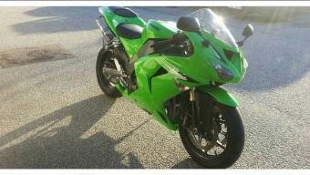 Ny motorcykel stulen i Landskrona