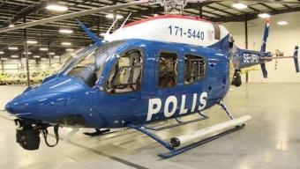 Här är nya polishelikoptern