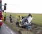 Halkolycka på Tullstorpsvägen