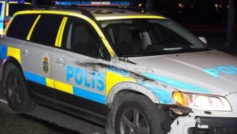 Domen mot polisman fastställd