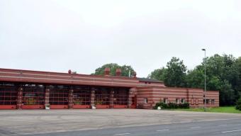 """""""Nya"""" brandstationen fyller 20 år"""
