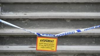Kvinna hittades svårt skadad – avled på sjukhus