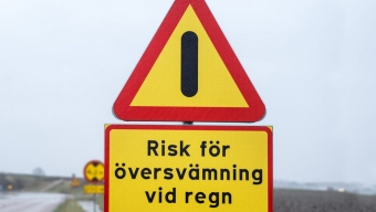 Risk för stora rengmängder