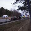 E6: Trafikolycka mellan flera fordon