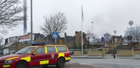 Dagen efter Karlslundsbranden