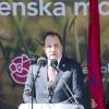 Stefan Löfven talade i Landskrona
