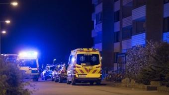 Misstänkt bråk på Silvergården