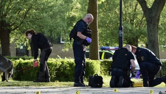 Skottlossning på Koppargården – två skjutna