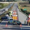 E6: Flera fordon i trafikolycka vid Landskrona Norra