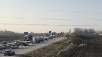E6: Stort dieselutsläpp