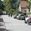 Polis tvingades skjuta knivman – polishund svårt skadad
