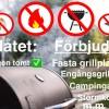 Totalt grill- och eldningsförbud