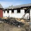 Brand i gårdsbyggnad
