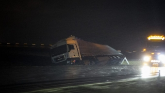 4 månaders fängelse för rattfull lastbilschaufför