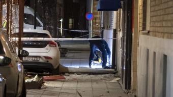 Bomb på Östergatan