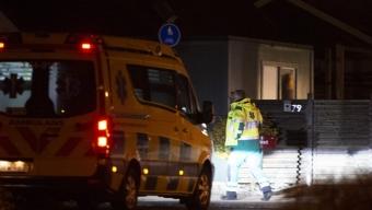 Larm om villabrand i Rydebäck