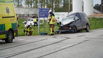 "Trafikolycka i ""Heinzakorset"""