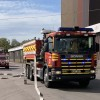 Brand på Svenska Foder i Tågarp
