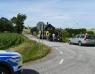 Mc-olycka utanför Svalöv