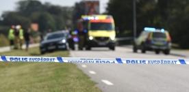 Våldsbrott i Marieholm